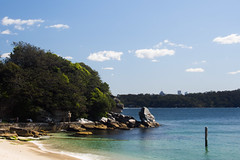 nielsen bay (AS500) Tags: beach bay sydney nielsen