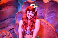 Ariel (EverythingDisney) Tags: ariel princess disney disneyworld mermaid wdw waltdisneyworld magickingdom thelittlemermaid princessariel