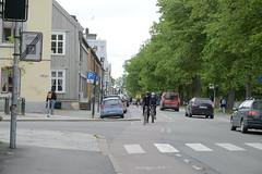 Sykkelfelt Kjpmannsgt. 0946 (Miljpakken) Tags: trondheim rdt sykling bymilj gatemilj miljpakken syklister bygate bytransport bytrafikk miljopakken sykkelveg sykkelanlegg bysykling