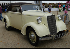 OPEL (baffalie) Tags: auto old classic car vintage expo voiture retro coche 47 ancienne aquitaine classicas worldcars