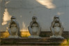 Gandhiji ke teen bandar (Narayan (pintu) Patel) Tags: light shadow india black art window monument architecture self religious photography monkey photo blog ruins photographer place photos outdoor interior islam religion stock ruin documentary images story photographs photograph gandhi massage column pillars narayan patel gujarat ahmedabad ashram stockimages pintu bapu gandhiji sabarmati gandhiashram amdavad narayanpatel