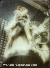 So What ..... (werk-2at) Tags: vienna wien city red urban sexy art lady dark star austria sterreich doll dolls kunst style lg smartphone strong ventilator alessandra diva tough vamp stylish puppe darkart werk2 schaufensterpuppen seitz smartart smartpic schaufensterbeauty