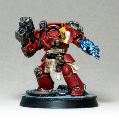 Brother Aphrae (Duca Strige) Tags: infantry angel blood 40k warhammer terminator alphaeus deathstorm