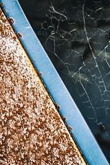 AA1432444 (Dervish Images) Tags: auto newzealand detail texture abandoned broken car junk classiccar automobile rusty dirty creepy junkyard scrapyard decrepit damaged scrap decayed decaying arcangel rm flakingpaint contaminated flakypaint rightsmanaged horopito arcangelimages dervishimages russdixon