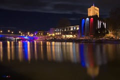 ...Agde Tricolore...1 (fredf34) Tags: france french rouge pentax bleu cathdrale reflet blanc ricoh nocturne fleuve agde k3 languedocroussillon hrault tricolore solidaire patriote solidarit fredf sainttienne cathdralesainttienne fotopro fredf34 pentaxk3 ricohpentaxk3 prayforparis fredfu34 jesuisparis fotopromga684n agdetricolore