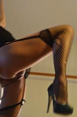 DSC_7256 (Bella-Bonjour) Tags: erotic sensual adult underwear playtime adultfun highheels stockings