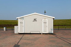 Öffentliches Privat-WC (duesentrieb) Tags: germany deutschland toilet toilette wc niedersachsen lowersaxony wremen wursternordseeküste