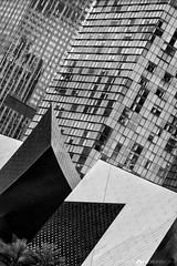 Architectural Building Abstract #1 (Matt Anderson Photography) Tags: city travel sky usa white house abstract black reflection geometric window horizontal architecture facade skyscraper buildings outdoors photography mono design weird day pattern apartment angle lasvegas geometry steel balcony nevada shapes nopeople monotone illuminated growth ledge fullframe multicolored development slanted girder obtuse glassbrick acute residentialbuildings bwimage traveldestinations mattanderson architecturalelement digitalcomposite buildingexterior populationexplosion builtstructure otherkeywords clarkcountynevada glassmaterial wallbuildingfeature