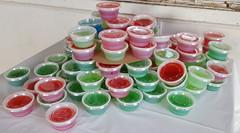 Jello shots!