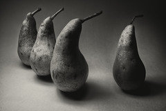 Pear still life (Búzás Botond Photography) Tags: life light bw white black painting still nikon pear nikkor tamron f28 d610 2875mm