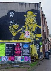 SEPR (BE'N 59. Street photographer) Tags: streetart bristol sepr