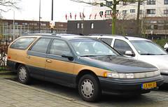 1995 Mercury Sable Wagon 3.8 V6 LS (rvandermaar) Tags: wagon mercury sable 1995 ls 38 v6 mercurysable mercurysablewagon sidecode5 lxnh35
