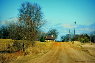 Backroads of Minnesota #140,  A feeling of Country warmth