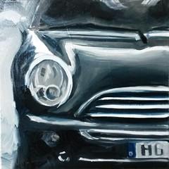 #Nr67 Mini Cooper (yv_art) Tags: art painting artwork gallery drawing modernart kunst fineart loveit modernekunst öl beautyful malerei gemälde ölgemälde artgermany oelbild ölaufleinwand yvart squaredblog