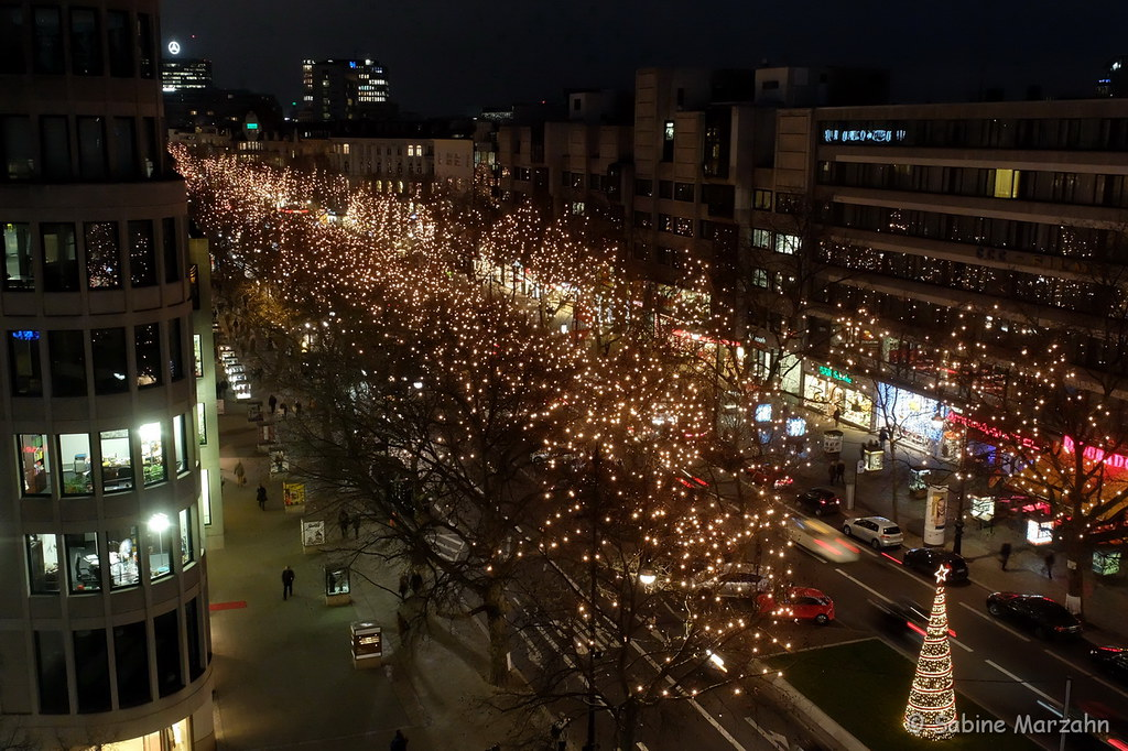 Weihnachtsbeleuchtung Kurfürstendamm.The World S Best Photos Of Kudamm And Weihnachtsbeleuchtung Flickr