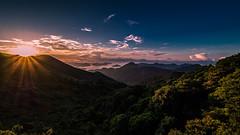 P7311266 (Santiago-HK) Tags: sky sun sunrise hongkong saikung 714 em1 feingoshan