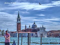 Venecia-12 San Giorgio Maggiore (ferlomu) Tags: arquitectura canal ferlomu iglesia italia venecia