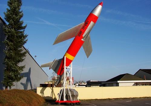 Martin TM-61C Matador in Sinsheim