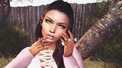 Yolo (lndya and Leeaker) Tags: codex rings belleposes pose catwa head poseloverfriends event haus of swag 2016
