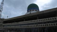 Faizanemadina (DawateIslami) Tags: faizanemadina faizan madina dawateislami mosque masjid global markaz world worlds big biggest karachi pakistan 2016 gumbad dome