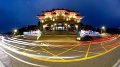 (ah.b|ack) Tags: sony a7ii a7mk2 samyang 12mm f28 as ncs fisheye  wenwu temple chinese architecture light trial long exposure starburst nantou taiwan