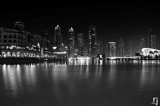 The Fountain Pond, Dubai