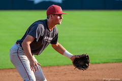 Fall World Series - Game 2-5 (Rhett Jefferson) Tags: arkansasrazorbacksbaseball hunterwilson