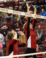 PMW_5662 (wonderpm) Tags: 2016 iowa laurynhilger northwestern orangecity volleyball