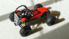4WD Buggy (Lego Technic - My Own Creation) (hajdekr) Tags: buggy crawler selfsupportingchassis selfsupporting chassis lego technic moc myowncreation wheels wheel auto car vehicle automobile platform solution creation base carchassis terrain shockabsorber suspension ride offroad rc remotecontrol remote sbrick smartbrick allwheel 4wd fourwheeldrive fourwheel figure