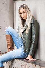 _MG_3755 (Chris Adval) Tags: sierra blonde canon canon6d denim environmentalportrait fallfashion2016 fashion jeans leadinglines leatherjacket naturallight nepa tamron