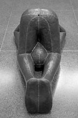 Hole (cdb41) Tags: hole antony gormley tate britain three ways sculpture lead plaster