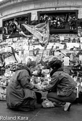 hommage   rpu 2 (roland.kara) Tags: rpublique bataclan hommage attentats