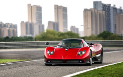 Zonda F. (Alex Penfold) Tags: pagani zonda f coupe red supercars supercar super car cars autos alex penfold 2016 china shanghai