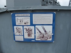 """USS Massachusetts BB-59 57 • <a style=""""font-size:0.8em;"""" href=""""http://www.flickr.com/photos/81723459@N04/30410475866/"""" target=""""_blank"""">View on Flickr</a>"""