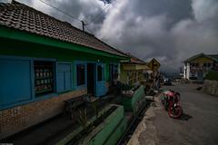 On the footsteps of Bromo (Vagabundina) Tags: nikon d5300 indonesia asia bromo java village clouds