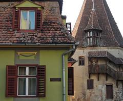 Sighisoara, Romania (Richard Leese) Tags: vlad dracul dracula sighisoara romania transylvania