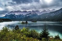Eibsee (Fliwatuet) Tags: alpen alps alpspitze ammergaueralpen bavaria bayern deutschland em5 garmischpartenkirchen germany grainau herbst mft olympusomd zugspitze zugspitzregion de