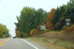 M66sRoadSign1 (formulanone) Tags: michigan sign road roadsign m66 66
