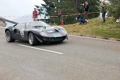 Ford GT 40 (1966) (PWeigand) Tags: 2015 bayern berchtesgaden edelweissclassic fordgt401966 oldtimer rosfeldrennen deutschland