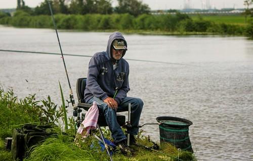Als ze me missen, ben ik vissen (18)