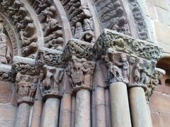 fachada Iglesia Santo Domingo antes Santo Tomé Soria 05 (Rafael Gomez - http://micamara.es) Tags: detalles de la fachada iglesia santo domingo antes tomé soria