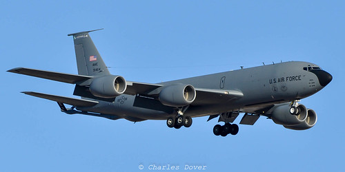"""KC-135R 59-1464 92nd ARW """"Fairchild"""""""