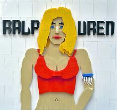 Ralph Lauren Ad (vitreolum) Tags: lego vitreolum ralphlauren