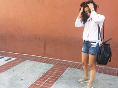 IMG_4260 (TiffbyTiffany) Tags: pasadena oldpaso ootd losangeles tiffbytiffany joesjeans hm nikesneakers