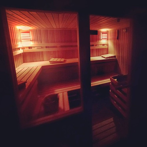 Rainy cold days... perfect time for Finnish sauna. #autumn #fall #rainyday #evening #sauna #finnishsauna #saunatime #hotelsauna #hotel #hotellucija #mostnasoci #socavalley #slovenia