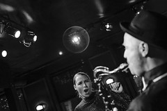 Alice Carreri and Michael Blicher (Jan Jespersen) Tags: alicecarreri lafontaine michaelblicher jazzphotography jazzbilleder music musicphotography saxophone