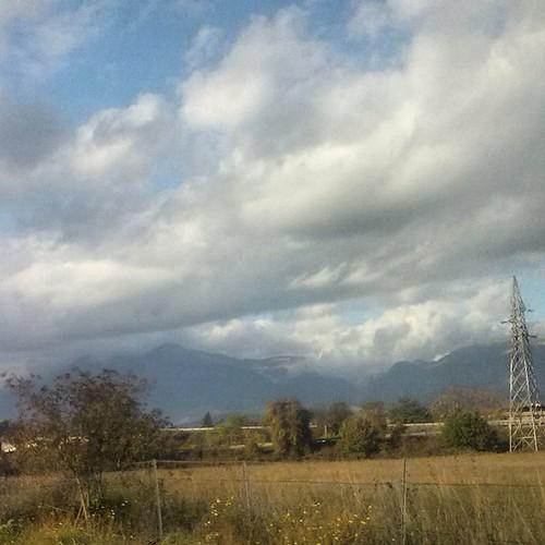 #montevelino di nuvole #photooftheday
