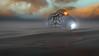 The Landing (eXalk) Tags: art abstract spaceship design digital dream water fog grafik geometric lights mandelbulber computergrafik fantasy fractal render reflection 3d mesh