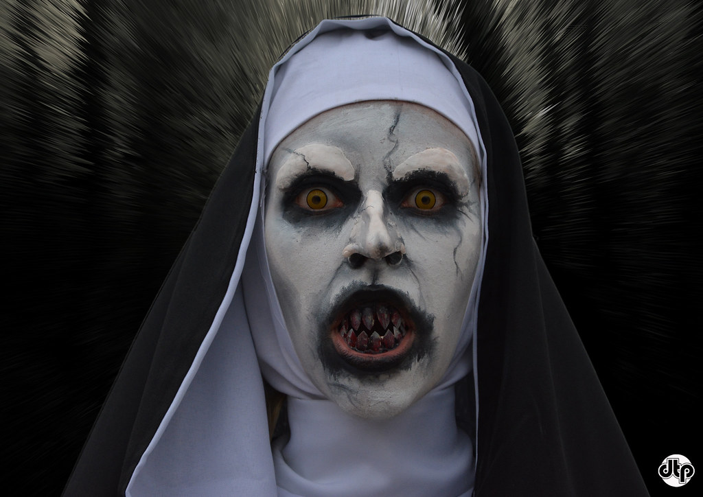 the world s best photos of demon and nun   flickr hive mind
