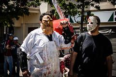 Super Zombiewalk 2016 (Mfoportus) Tags: zombiewalk zombies zombie jeison martes13